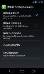 BASE Lutea 3 - Internet - Manuelle Konfiguration - Schritt 7