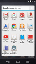 Huawei Ascend P6 LTE - E-Mail - Konto einrichten (gmail) - Schritt 4