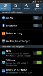 Samsung Galaxy S 4 Active - Netzwerk - Manuelle Netzwerkwahl - Schritt 4
