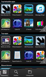 BlackBerry Z10 - Applicaties - Downloaden - Stap 10