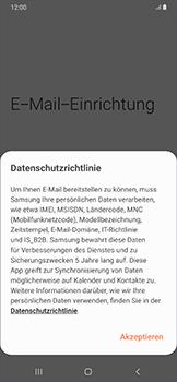 Samsung Galaxy A50 - E-Mail - Konto einrichten (outlook) - Schritt 10