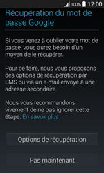 Samsung G357 Galaxy Ace 4 - Applications - Créer un compte - Étape 14