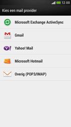HTC Desire 601 - E-mail - Handmatig instellen - Stap 5