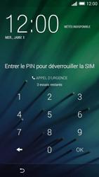 HTC One (M8) - Premiers pas - Créer un compte - Étape 2