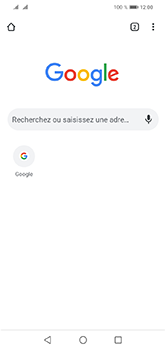 Huawei Y5 (2019) - Internet et connexion - Naviguer sur internet - Étape 16