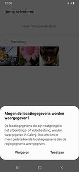 Samsung Galaxy A50 - E-mail - e-mail versturen - Stap 14