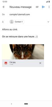 Google Pixel 3a - E-mails - Envoyer un e-mail - Étape 15