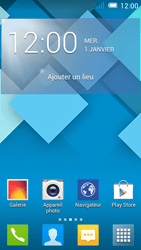 Alcatel Pop C7 - E-mail - configuration manuelle - Étape 2