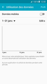 Samsung Galaxy A8 - Internet et roaming de données - Comment vérifier que la connexion des données est activée - Étape 5