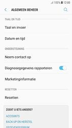 Samsung Galaxy S7 - Android Oreo - Toestel reset - terugzetten naar fabrieksinstellingen - Stap 5