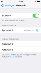 Apple iPhone 5s - iOS 11 - Bluetooth - koppelen met ander apparaat - Stap 9