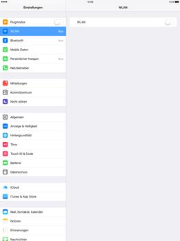 Apple iPad Pro 12.9 inch - WLAN - Manuelle Konfiguration - 4 / 8