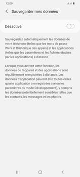 Samsung Galaxy S20+ - Aller plus loin - Gérer vos données depuis le portable - Étape 10