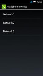 Alcatel OT-5036X Pop C5 - Network - Usage across the border - Step 10