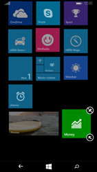 Microsoft Lumia 535 - Getting started - Personalising your Start screen - Step 10