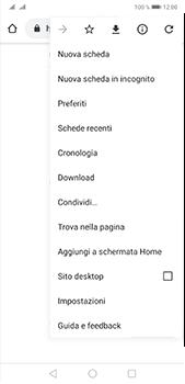 Huawei P20 Pro - Android Pie - Internet e roaming dati - Configurazione manuale - Fase 22