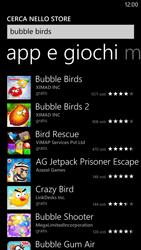Nokia Lumia 1320 - Applicazioni - Installazione delle applicazioni - Fase 18
