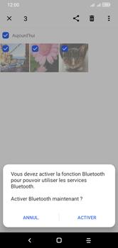 Alcatel 1S (2020) - Photos, vidéos, musique - Envoyer une photo via Bluetooth - Étape 11