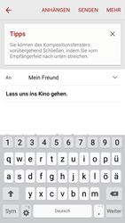 Samsung Galaxy S6 - E-Mail - E-Mail versenden - 9 / 21