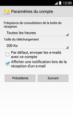 Bouygues Telecom Bs 403 - E-mails - Ajouter ou modifier un compte e-mail - Étape 18