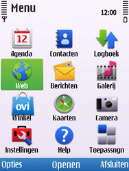 Nokia C5-00 - Internet - handmatig instellen - Stap 19