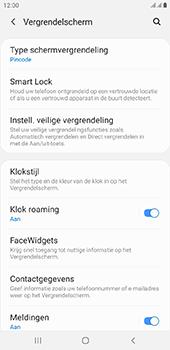 Samsung Galaxy J4 Plus - Beveiliging - stel in of wijzig pincode voor je toestel - Stap 13