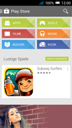 Alcatel Pop C7 - Apps - Herunterladen - 4 / 20