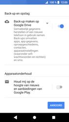 Sony Xperia XZ1 (G8341) - Applicaties - Account aanmaken - Stap 18
