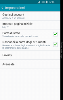 Samsung Galaxy Note Edge - Internet e roaming dati - Configurazione manuale - Fase 26