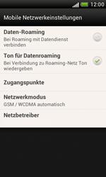 HTC Desire X - Internet und Datenroaming - Deaktivieren von Datenroaming - Schritt 6