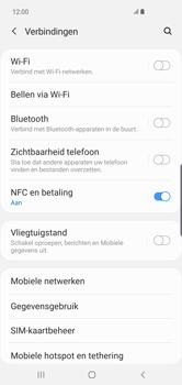 Samsung Galaxy S10 Plus - wifi - schakel Wi-Fi Assistentie uit - stap 6