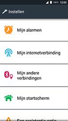 Doro 8035 - Buitenland - Internet in het buitenland - Stap 5
