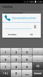 Acer Liquid Z520 - Voicemail - handmatig instellen - Stap 11