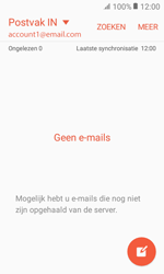 Samsung Galaxy Xcover 3 VE (G389) - E-mail - Account instellen (POP3 met SMTP-verificatie) - Stap 17