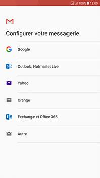 Samsung Galaxy J7 (2017) - E-mail - Configuration manuelle (gmail) - Étape 8