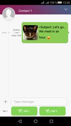 Huawei Huawei Y5 II - MMS - Sending pictures - Step 18