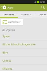 Samsung Galaxy Fame Lite - Apps - Installieren von Apps - Schritt 6