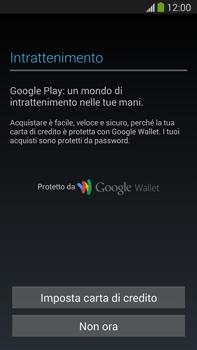 Samsung Galaxy Note III LTE - Applicazioni - Configurazione del negozio applicazioni - Fase 20