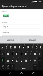HTC One M8 - Internet - navigation sur Internet - Étape 9