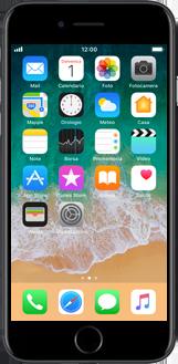 Apple iPhone 8 - iOS 12 - Applicazioni - Configurazione del negozio applicazioni - Fase 1
