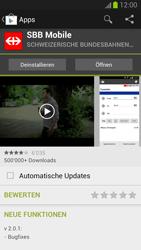 Samsung Galaxy S III - Apps - Installieren von Apps - Schritt 24