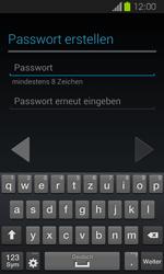 Samsung Galaxy Express - Apps - Einrichten des App Stores - Schritt 9