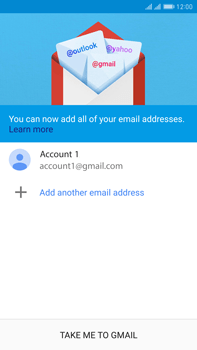 Huawei Mate 9 Pro - Email - 032a. Email wizard - Gmail - Step 14