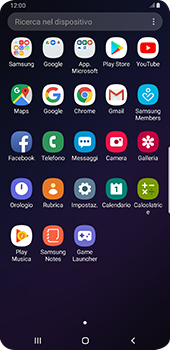 Samsung Galaxy S9 Plus - Android Pie - E-mail - 032c. Email wizard - Outlook - Fase 3