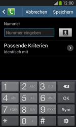 Samsung G3500 Galaxy Core Plus - Anrufe - Anrufe blockieren - Schritt 9