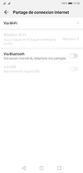 Huawei P20 - Android Pie - WiFi - Comment activer un point d'accès WiFi - Étape 5