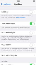 Apple Apple iPhone 7 - iOS features - Stuur een iMessage - Stap 4