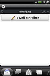 HTC A510e Wildfire S - E-Mail - Konto einrichten - Schritt 4