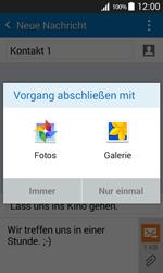 Samsung G360F Galaxy Core Prime - MMS - Erstellen und senden - Schritt 18