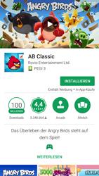 Samsung Galaxy A5 (2017) - Android Nougat - Apps - Installieren von Apps - Schritt 19